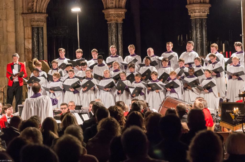 Durham Cathedral Choir conducted by Daniel Cook small