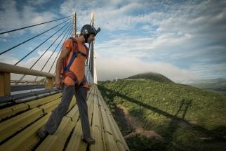 THE FLIP, Reed RIckert - Mezcala Bridge